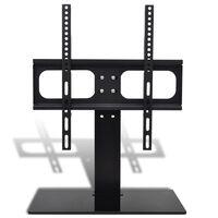 """vidaXL TV-beslag med plade 400 x 400 mm 23"""" - 55"""""""