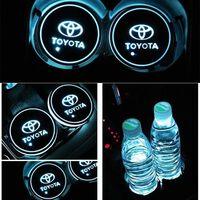 2X Toyota Led bundplade til krusholdere