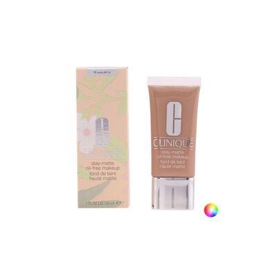 Clinique - STAY MATTE fluid 14-vanilla 30 ml
