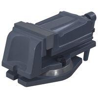 vidaXL skruestik på drejeplade støbejern 100 mm