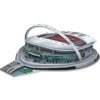 Nanostad 3D-puslespilssæt 89 dele England Wembley Stadium