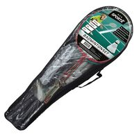 SportX badmintonsæt med net