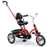Smoby klassisk trehjulet cykel Zooky rød