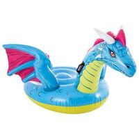 Intex ride on-bademadras Dragon 201x191 cm