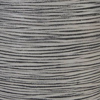 Capi plantekrukke Nature Rib 43 x 41 cm antracitgrå KOFZ933