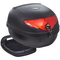 vidaXL topboks til motorcykel 36 L til hjelm