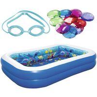 Bestway Undersea Adventure oppustelig pool 54177