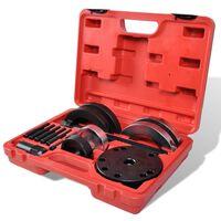 vidaXL værktøjssæt til forhjulsleje 72 mm til Audi / Seat / VW / Skoda