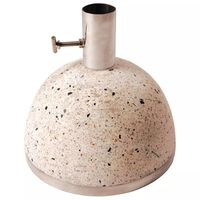 Esschert Design parasolfod S PV09, 11,5 kg, hvid
