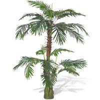 vidaXL kunstig cycas-palme 150 cm