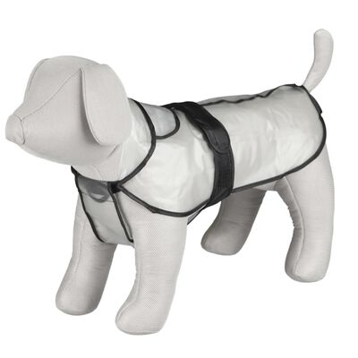 TRIXIE regnfrakke til hunde Tarbes str. L 60 cm PVC transparent
