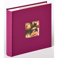 Walther Design fotoalbum Fun Memo 10x15 cm 200 billeder violet