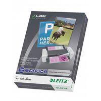 Leitz lamineringslommer ILAM 100 stk. 250 mikrometer A4