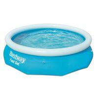 Bestway Fast Set oppustelig swimmingpool rund 305 x 76 cm 57266