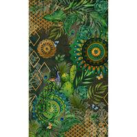 HIP badehåndklæde BOTALIA 100x180 cm grøn