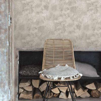 DUTCH WALLCOVERINGS tapet beton grå