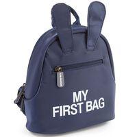 CHILDHOME børnerygsæk My First Bag marineblå