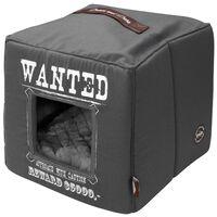 D&D kæledyrsseng Wanted 40 x 40 x 40 cm grå 671/432327