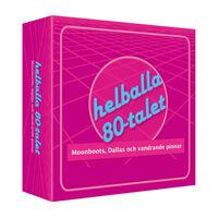 Helballa 80-talet - Quiz-spil