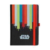 Premium A5 Notesbog - Star Wars (Nostalgia)