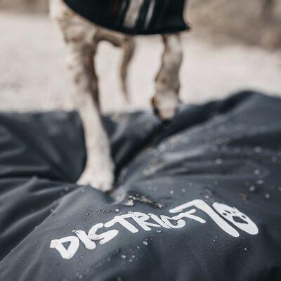 DISTRICT70 måtte til hundebur LODGE str. XXL mørkegrå
