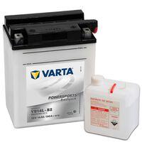 Varta Freshpack Batteri 12 V 14 Ah YB14L-B2