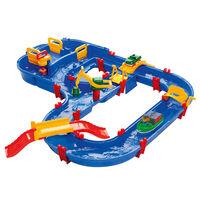 AquaPlay vandlegesæt 1528 120x105x22 cm vandkanaler