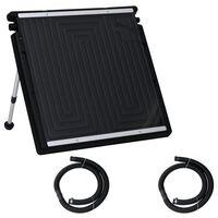 vidaXL soldrevet varmepanel til pool  75x75 cm