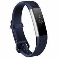 Fitbit Alta/hr-armbånd I Silikone - Sportsmodel (s) - Blå