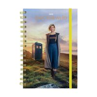Doctor Who, Notesbog - 13th Doctor