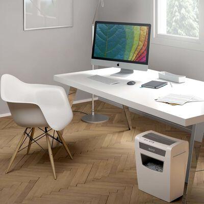 Leitz makulator CrossCut IQ Home Office P4