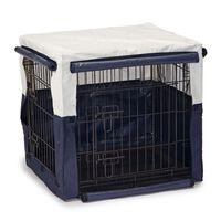 Beeztees overtræk til hundebur Benco 63 x 55 x 61 cm blå 715955