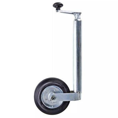 ProPlus Næsehjul i Metal med solidt gummi hjul 20 x 5 cm 341501