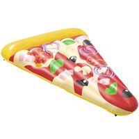 Bestway luftmadras Pizza Party 188 x 130 cm