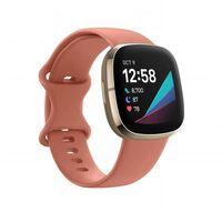 Armbånd Fitbit Sense / Versa 3 Pink (L)