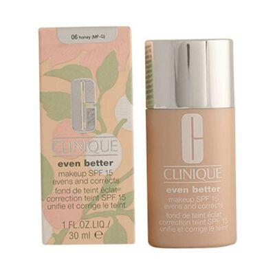 Clinique - EVEN BETTER fluid foundation 06-honey 30 ml
