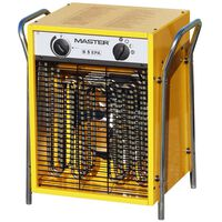 Master elektrisk Luft Radiator B5EPB 510 m³ / h
