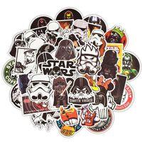 Klistermærker 50 stk. - Star Wars