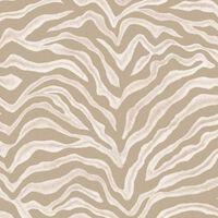 Noordwand vægtapet Zebra Print beige