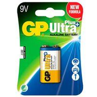 Ultra Plus Alkaline 9V 1-pakke