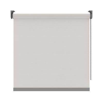 Decosol rullegardin Deluxe hvid med mønster 60 x 190 cm