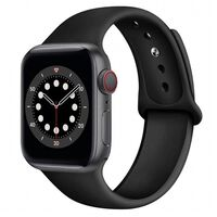Apple Watch 6 (40mm) Sport Armbånd S/m - Sort