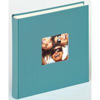 Walther Design fotoalbum Fun 30x30 cm 100 sider petroleumsgrøn