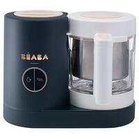 Beaba 4-i-1 babyfoodprocessor Babycook Neo 400 W mørkeblå og hvid
