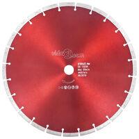 vidaXL skæreskive til diamantskærer 350 mm stål