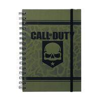 Call of Duty, Notesbog - Skull