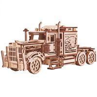 Wood Trick skalamodelsæt forvogn træ