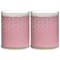 Bolsius strålelys 6 stk. blonde pink 103622390540