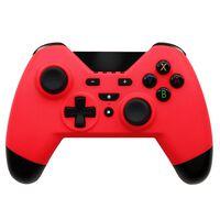 Håndholdt controller til Nintendo Switch - trådløs - rød
