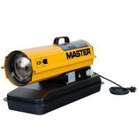 Master Direct Diesel Varmer B 35 CED